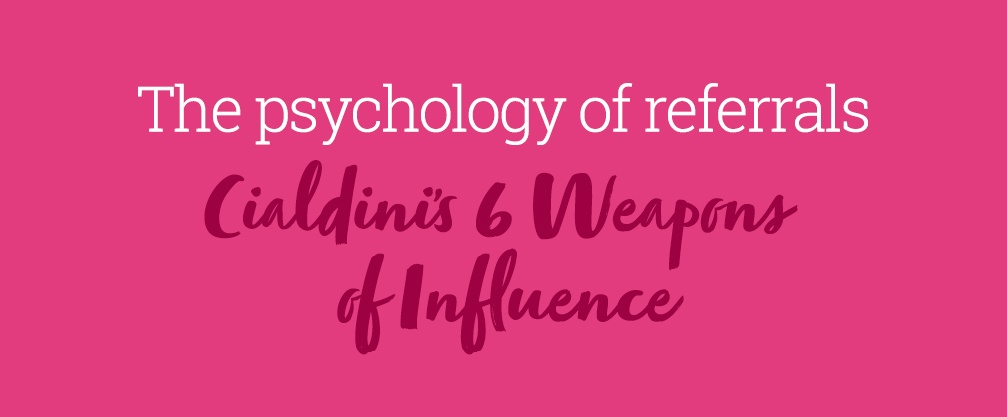 The Psychology of Referrals part 2