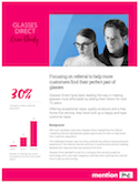 Glasses Direct Referrals Marketing Case Study