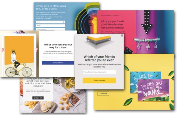 Best Referral Design Shortlist