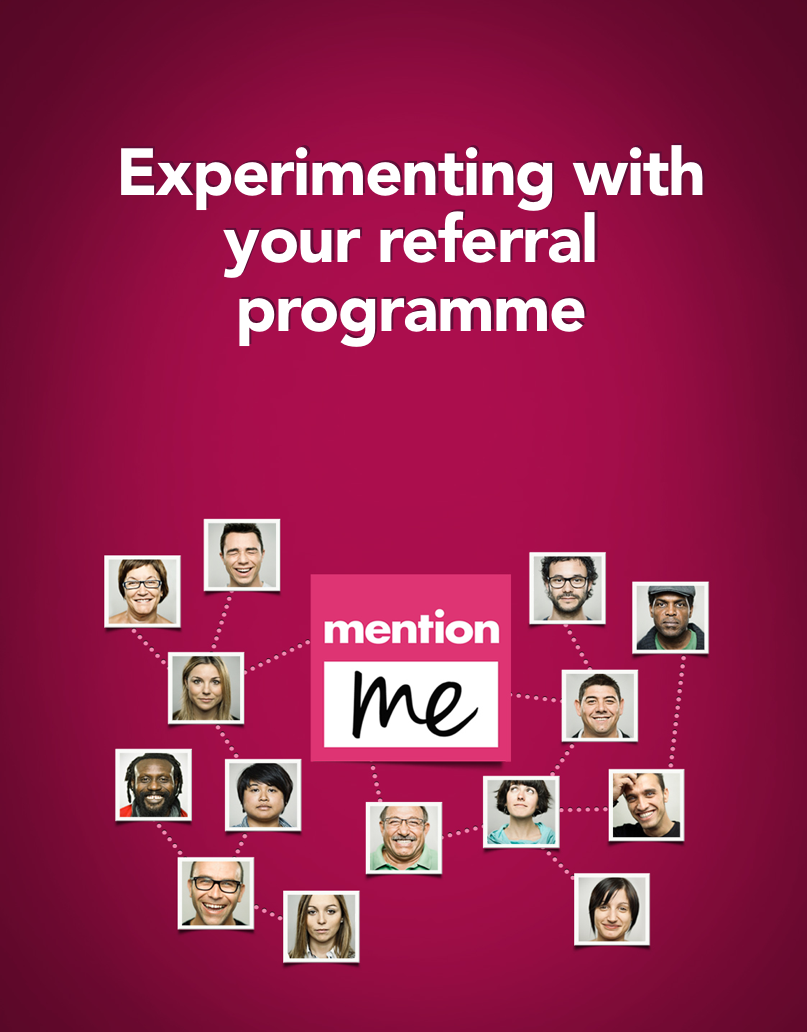 Experimenting with AB testing for successful referral programs