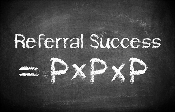 3Ps of referral marketing