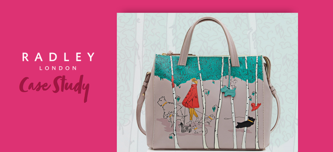 Radley - handbag and accessories referral program