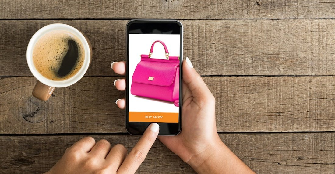 Shoppable Marketing in the fashion sector