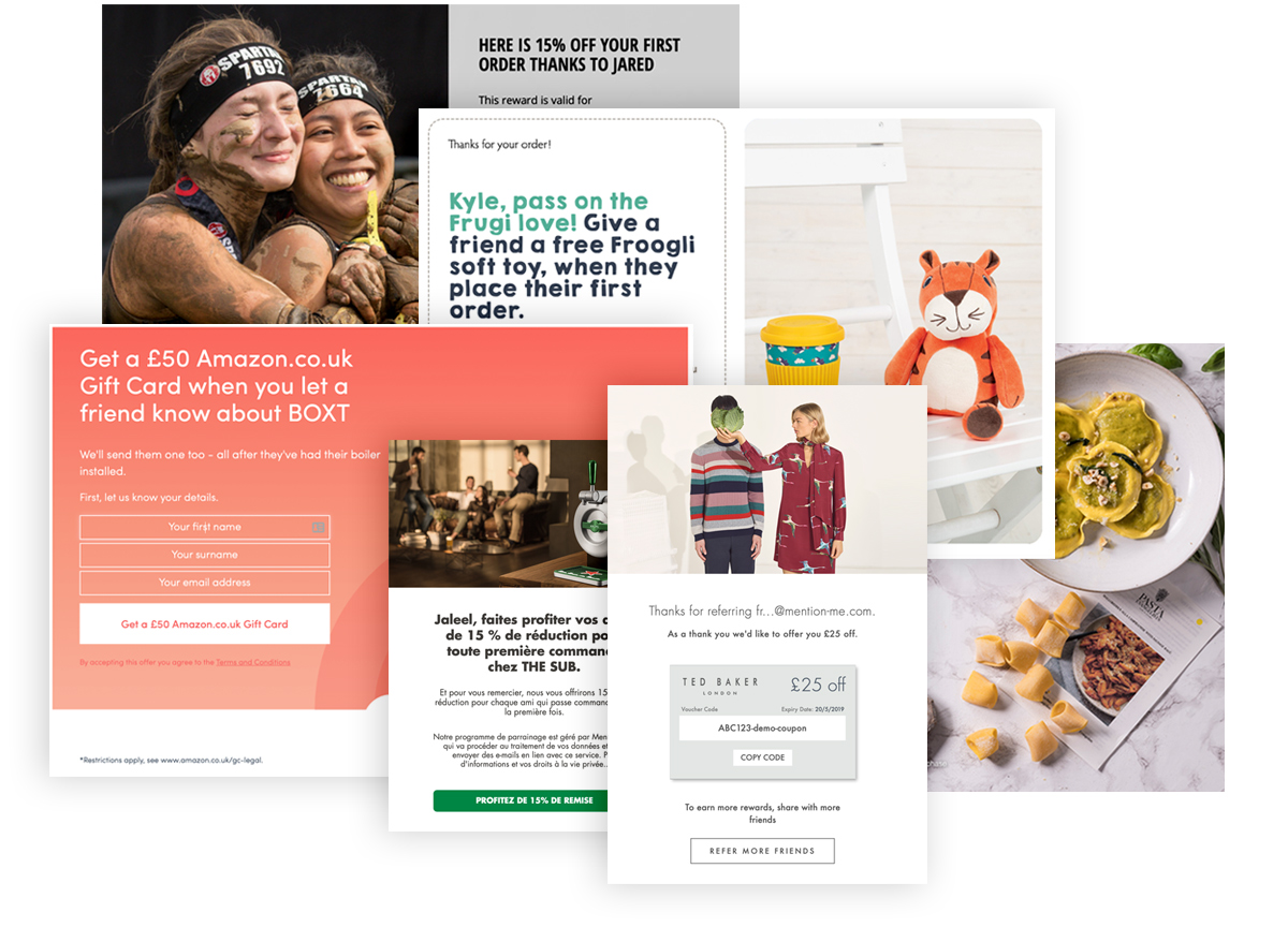 Most effective refer-a-friend campaign