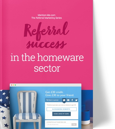 Homeware sector referral report