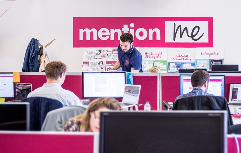 A day in the life of a Mention Me Sales Director