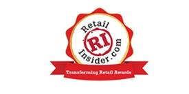 Retail Insider Awards Winner
